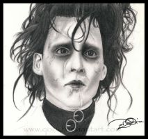 Edward Scissorhands by QooKi