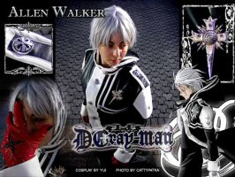 D.Gray-Man Collage by Yiji