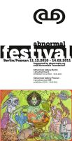 - I am Abnormal - group exhibition - 2011 by selfregion