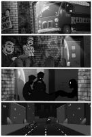 The Redeemers page 4, art only by wheretheresawil