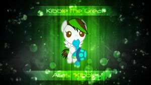 KibbieTheGreat ~ Equestria Digital WOTW#7 Entry by 2bitmarksman
