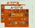 Seasons Autumn Gallery CSS Vol.1 by poserfan