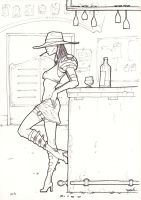 Cowgirl by YoulDesign