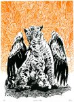 Panthera Volans by maledictus