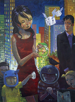 I've Never Been To Vegas by jasinski