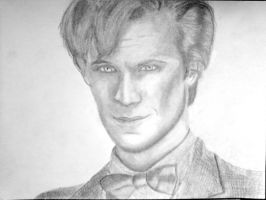 Matt Smith by whenxixcomexaround