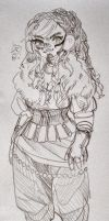 hobbit-lover / pearl-fond / loud-mouth by Costly