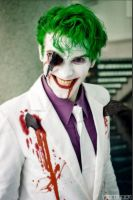 Smilex on Dark Knight returns joker by SmilexVillainco