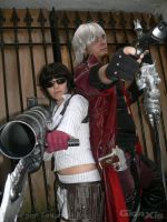 Devil May Cry 4 by TenchiMuyou