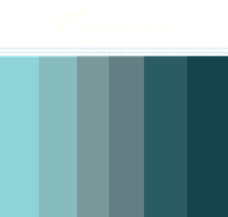 Monsters {color scheme} by tinystrawberry