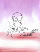 Octopus by dianaprobst