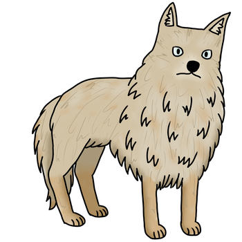 Wolfdog by spndl