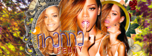 Robyn Rihanna Fenty Facebook Cover by NiklausAysegulSS