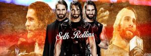 Seth Rollins Signature by AYB12 by AyBenoit12