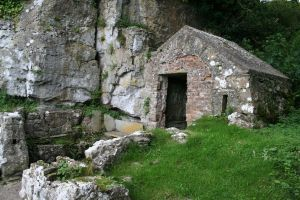 Stock - St Seiriol's Well 4 by GothicBohemianStock