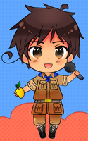 Chibi Male!Piri by Syoa-Kun
