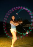 Poi: Backwards Weave by Risachantag