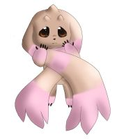 Lopmon by CandyHime