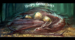 Smaug's Easter Eggs by FlorideCuts