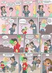 Total Drama Kids Comic pag 37 by Kikaigaku