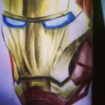 Iron Man by 1008Sora