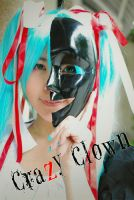 Vocaloid::::Crazy Clown by lukmeaw