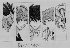 Death Note by ScreamAngel