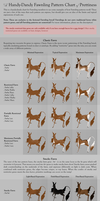 Fawnling Pattern Chart by TigressDesign