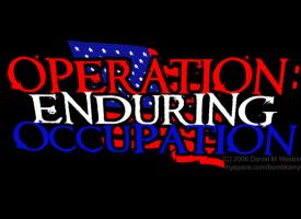 Operation: Enduring Occupation by bombkamp