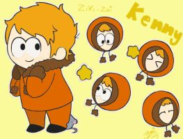 SP - Kenny by ziki-zai