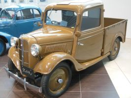 1938 Datsun 17T Pickup by rlkitterman