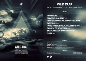 Flyer Wild trap by LiuWelli