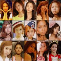 snsd yoona by sunsica