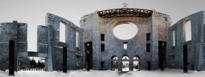 5 Pic Panorama of Saint Boniface Cathedral by Joe-Lynn-Design