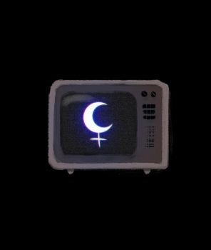 Moon TV by KitKid