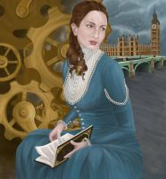 TID Part 1: Tessa Gray by jeminabox