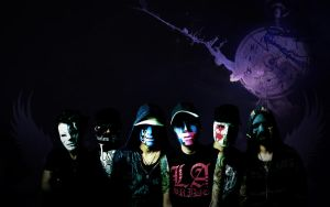 Hollywood Undead Wallpaper by Doom-and-Dawn