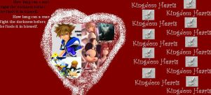 Something KH2 by VideoGames4Life
