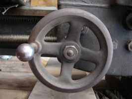 Metal Spinny Knob Thingy by FantasyStock