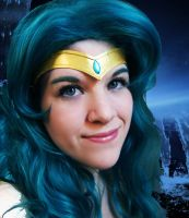 Sailor Neptune Wig by LoveAndHate123