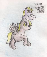 Higher NATG 20 by RydelFox