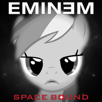 Eminem - Space Bound (Rainbow Dash) by AdrianImpalaMata