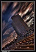 Azrieli Towers by amassaf
