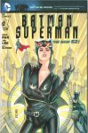 Catwoman01 Blank Cover LRF by Thegerjoos