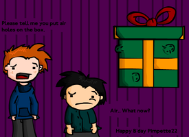 Happy b'day Pimpette22 by Meatball-man