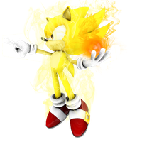 Super Sonic(fixed) by Mike9711
