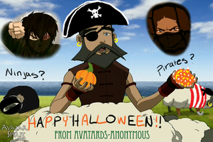 --Happy Halloween-- by Avatards-Anonymous