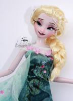 Disney Frozen Fever Drunk Elsa | I'M FIIIIINEEEEE! by claude-on-the-road