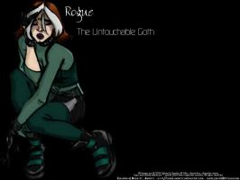 The Untouchable Rogue by danes-sweety