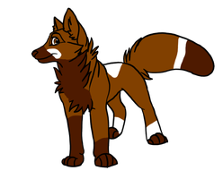 Adoptable Fox/dog/wolf -Open- by adoptables100
